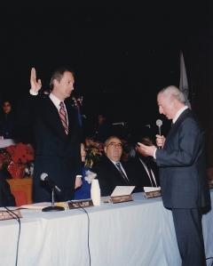 Mayor DiZoglio Sworn in.
