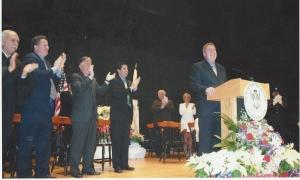Manzi Inaugural 2006