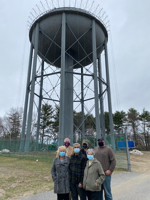 Route 286 Water Tank